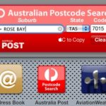 Australia Post Widget 1.7.0 de Paul Schaap