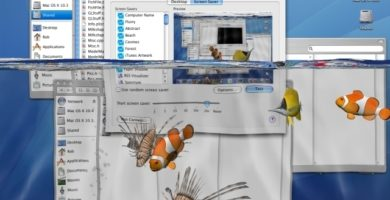 3D Desktop Aquarium Screen Saver 1.9 de Useless Creations