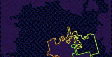 Maze 2.5.1 de David Caldwell