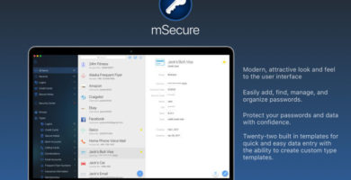 mSecure 5.6.2 de mSeven Software LLC.