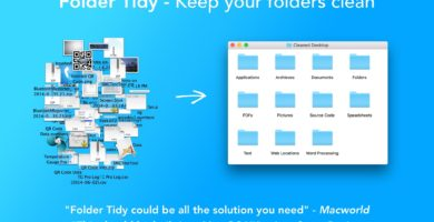 Folder Tidy 2.7.3 de Tunabelly Software