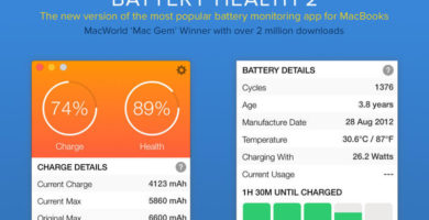 Battery Health 2 1.8 de FIPLAB Ltd