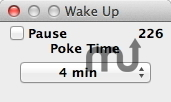 Wake Up 1.3.0 de Custom Solutions of Maryland