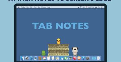 Tab Notes 1.7.6 de Catalystwo