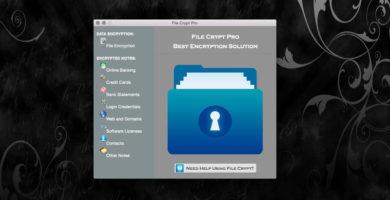 File Crypt Pro 2.2.5 de Calin Popescu