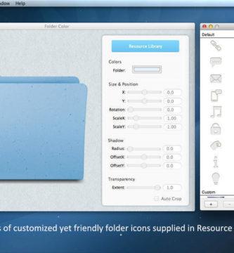 Folder Color 3.1.1 de iFunia Corporation