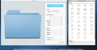 Folder Color 3.1.1 de iFunia Corporation
