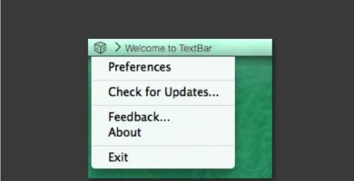 TextBar 3.2.96 de Rich Somerfield