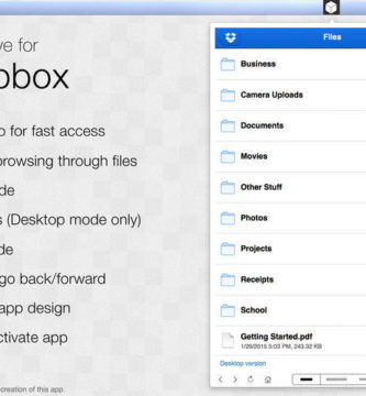 iDownload for Dropbox 1.0.9 de It$0027s About Time Products