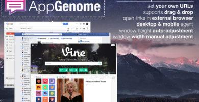 AppGenome 1.4.2 de Devotion8 LLC