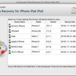 Coolmsuter Data Recovery for iPhone iPad iPod 2.1.30 de Coolmuster