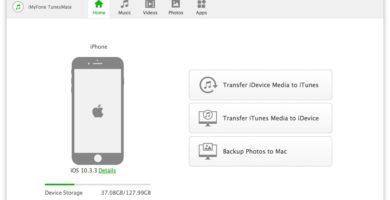 iMyFone TunesMate 2.5.0.4 de iMyfone Technology Co.