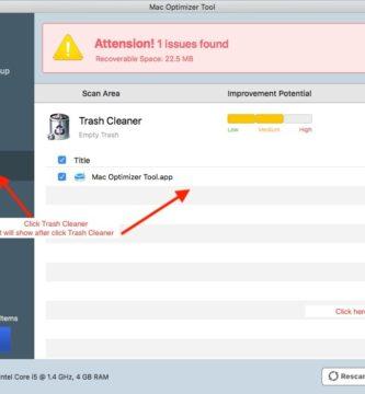MacOptimizer Tool 1.3 de Mac Optimizer Tool