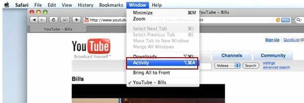 Descarga de videos con Safari - Youtobe para Mac