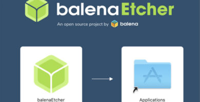Download balenaEtcher