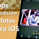 Apps para edición de imagenes en iOS