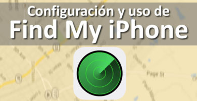 "Encontrar mi telefono con ""Find My iPhone"""