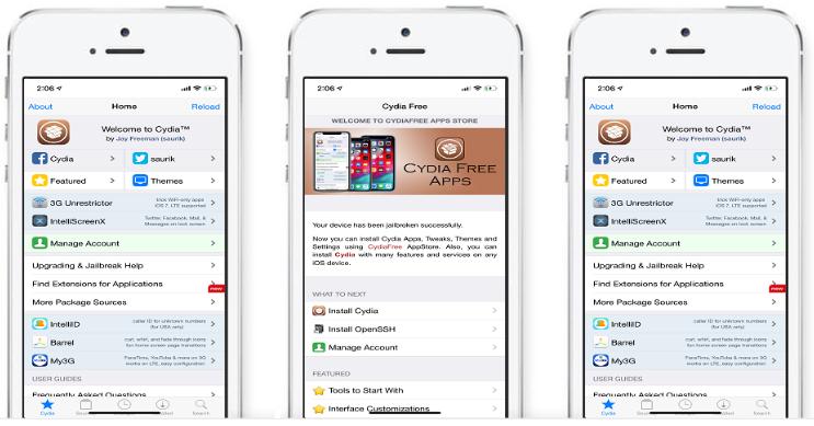 Instalar cydia impactor en iOS y Android