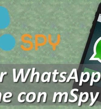Espiar WhatsApp en iPhone con mSpy