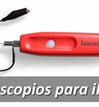 Osciloscopios para iPhone