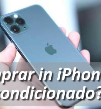 Comprar iPhone reacondicionado en Apple